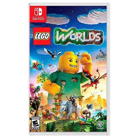 Lego Worlds (Usado) - Switch