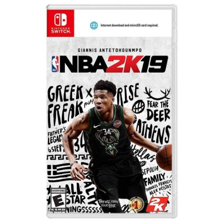 NBA 2K19 (Usado) - Switch