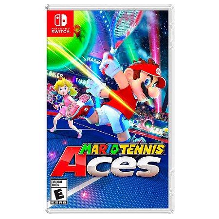 Mario Tennis Aces (Usado) - Switch