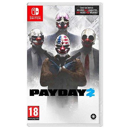 Payday 2 (Usado) - Switch