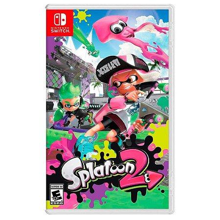 Splatoon 2 (Usado) - Switch