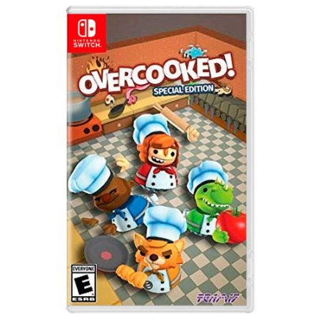 Overcooked! Special Edition (Usado) - Switch