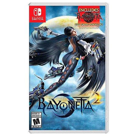 Bayonetta 2 (Usado) - Switch