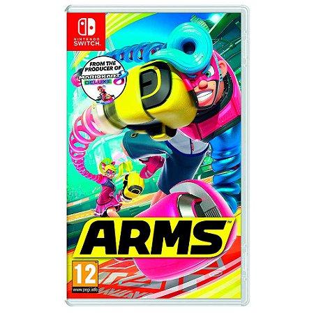 ARMS (Usado) - Switch