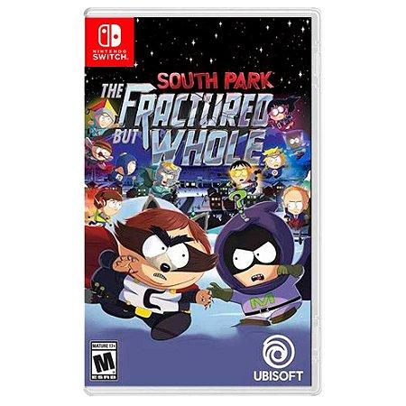 South Park: A Fenda que Abunda Força (Usado) - Switch