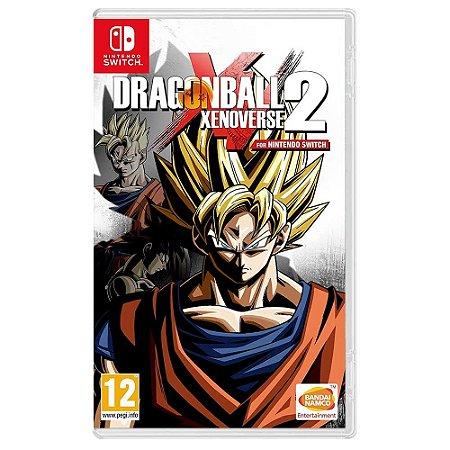 Dragon Ball Xenoverse 2 (Usado) - Switch