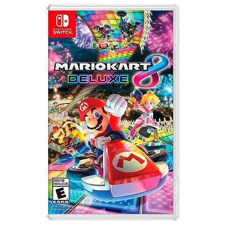 Mario Kart 8 Deluxe (Usado) - Switch
