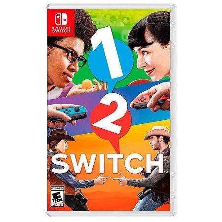 1-2 Switch (Usado) - Switch