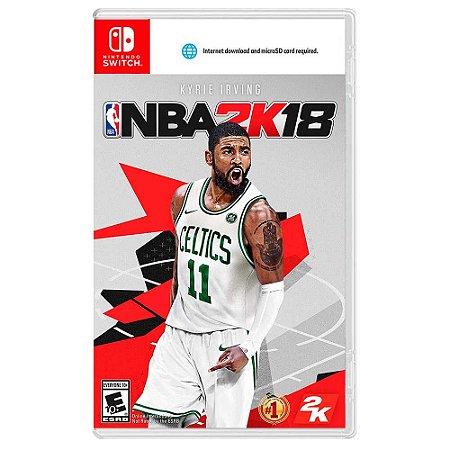 NBA 2K18 (Usado) - Switch
