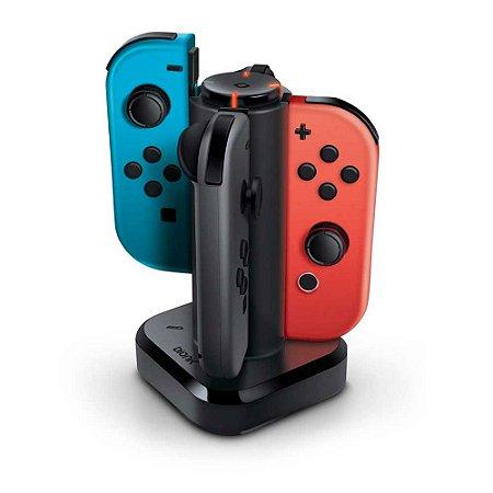 Tetra Dock Charger Bionik para Nintendo Switch