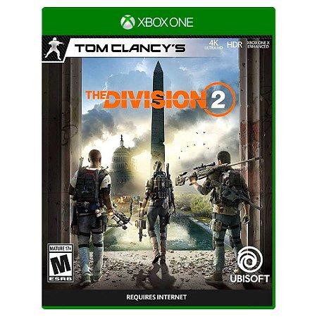 The Division 2 (Usado) - Xbox One