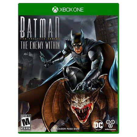 Batman: The Enemy Within (Usado) - Xbox One