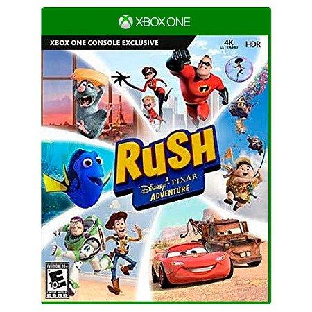 Kinect Rush: Uma Aventura Disney (Usado) - Xbox One