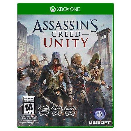 Assassin's Creed Unity (Usado) - Xbox One