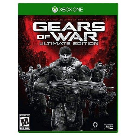 Gears of War: Ultimate Edition (Usado) - Xbox One