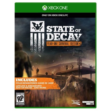 State of Decay: Year One Survival Edition (Usado) - Xbox One