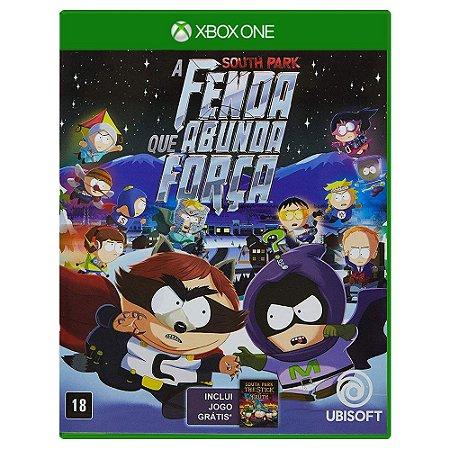 South Park A Fenda Que Abunda Força (Usado) - Xbox One