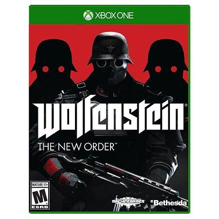 Wolfenstein New Order (Usado) - Xbox One