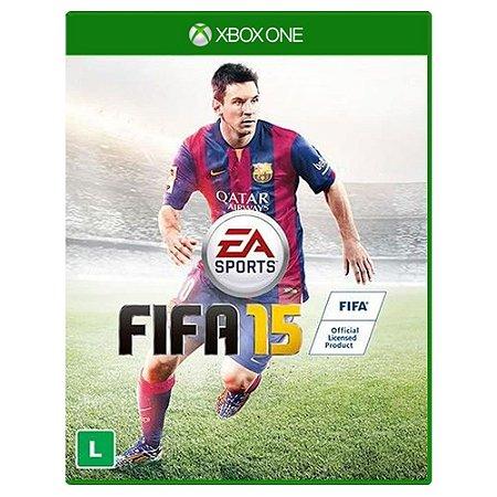 Fifa 15 (Usado) - Xbox One