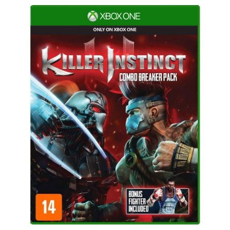 Killer Instinct (Usado) - Xbox One