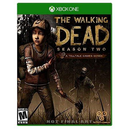 The Walking Dead Season Two (Usado) - Xbox One