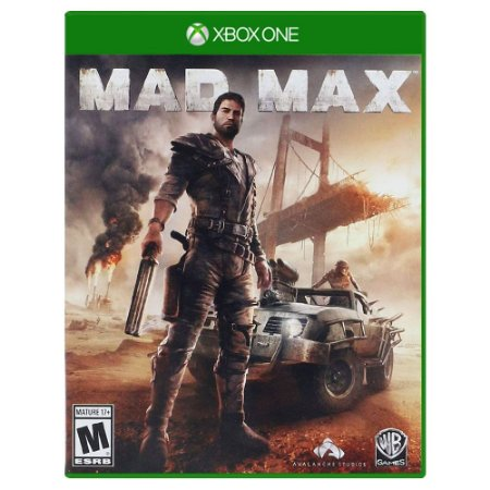 Mad Max (Usado) - Xbox One