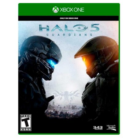 Halo 5 Guardians (Usado) - Xbox One
