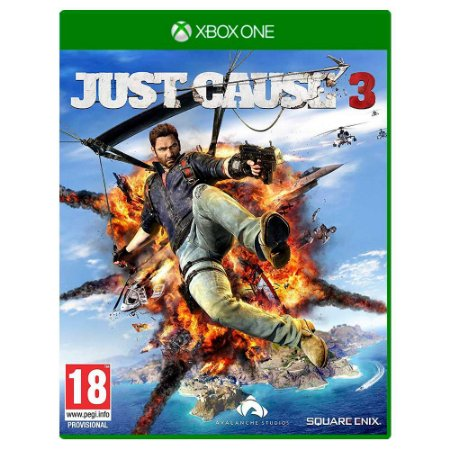 Just Cause 3 (Usado) - Xbox One