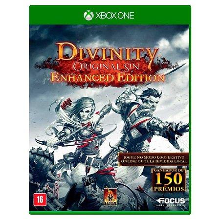 Divinity: Original Sin Enhanced Edition (Usado) - Xbox One