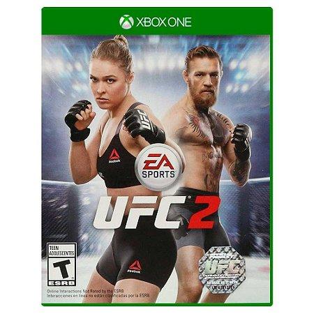 EA Sports UFC 2 (Usado) - Xbox One