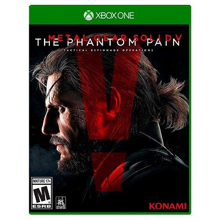 Metal Gear Solid V: The Phantom Pain (Usado) - Xbox One