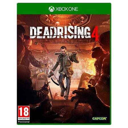 Dead Rising 4 (Usado) - Xbox One