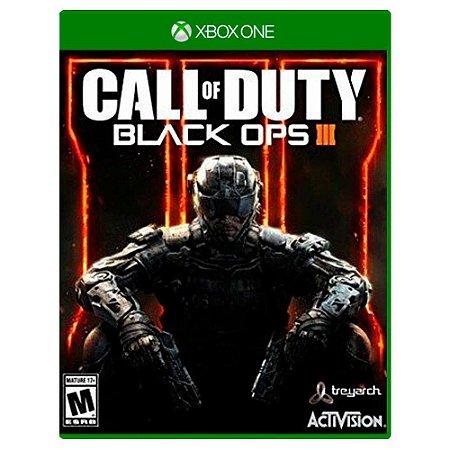 Call of Duty: Black Ops III (Usado) - Xbox One