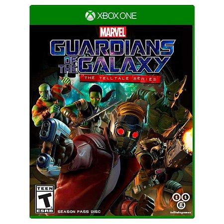 Marvel's Guardiões da Galáxia: Telltale (Usado) - Xbox One