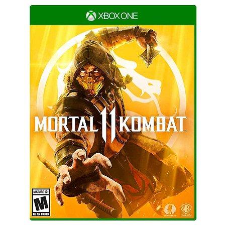 Mortal Kombat 11 (Usado) - Xbox One