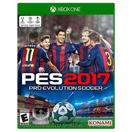 PES 2017 (Usado) - Xbox One