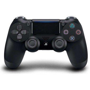 Controle Dualshock 4 - Preto (Usado) - PS4