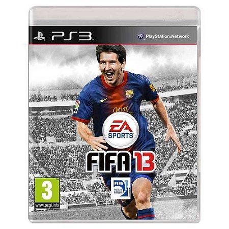 Fifa 13 (Usado) - PS3