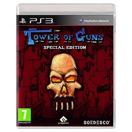 Tower of Guns (Usado) - PS3