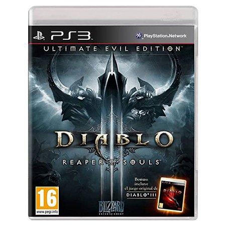 Diablo III Reaper of Souls (Usado) - PS3