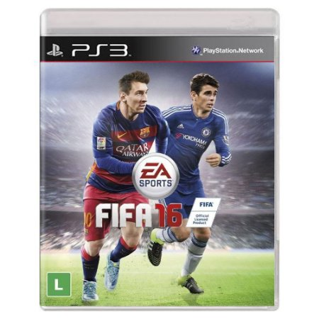 Fifa 16 (Usado) - PS3