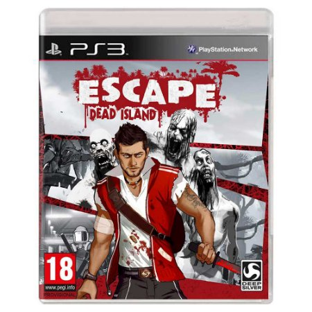 Escape Dead Island (Usado) - PS3