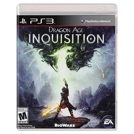 Dragon Age Inquisition (Usado) - PS3
