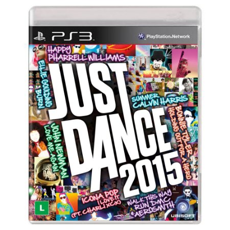 Just Dance 2015 (Usado) - PS3