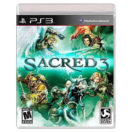 Sacred 3 (Usado) - PS3