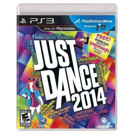 Just Dance 2014 (Usado) - PS3