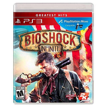 Bioshock Infinite (Usado) - PS3