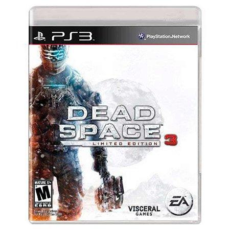 Dead Space 3 (Usado) - PS3