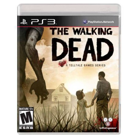 The Walking Dead (Usado) - PS3
