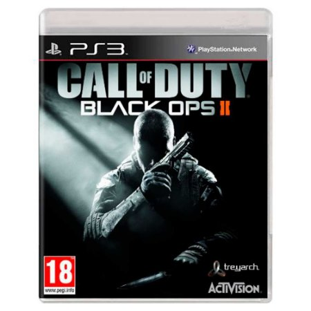 Call of Duty: Black Ops 2 (Usado) - PS3